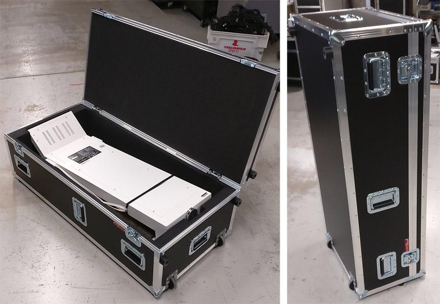 InBody kuljetuslaatikko