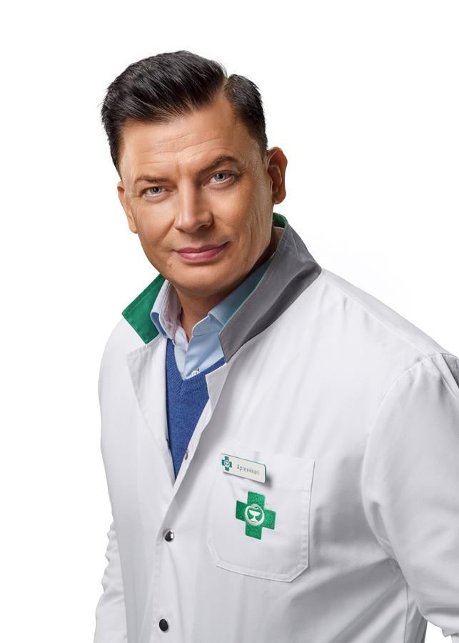 Janne Leino apteekkari