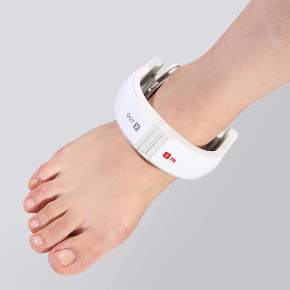 InBody S10 jalkaklipsi